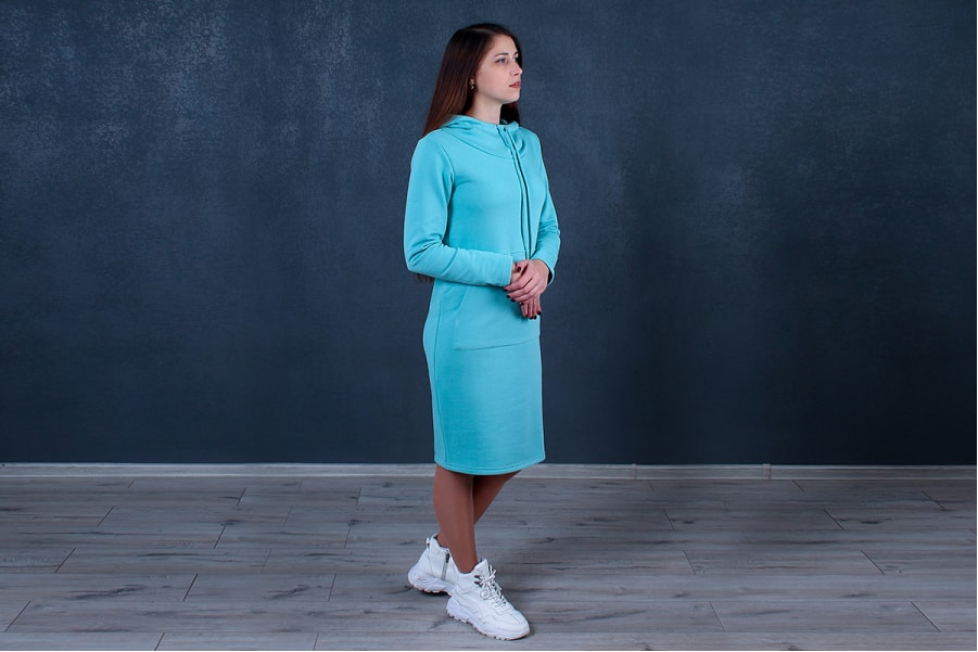 Спортивне плаття тринитка
